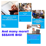 ICT in Early Childhood Education Bundle