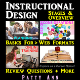 Instructional Design & Web Based Training PRESENTATION ~ Career & Job Overview