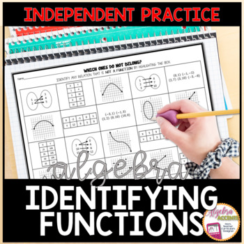 Function or Not Independent Practice
