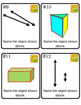 IDENTIFYING GEOMETRIC OBJECTS SCOOT