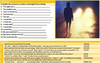 IDENTIFYING STORY SETTING: LESSON & RESOURCES