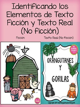 IDENTIFYING THE STORY ELEMENTS IN SPANISH