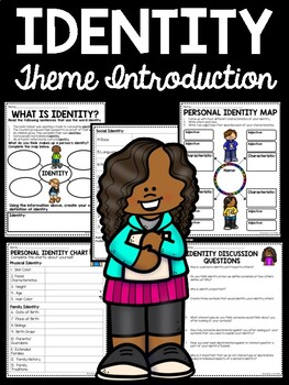 IDENTITY- introduction to the theme, what is identity? Per