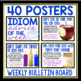 IDIOM ACTIVITIES & POSTERS - IDIOM ADVICE