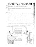 IDIOM WRITING LESSON PLAN