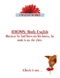 "IDIOMS: ""Body English"""
