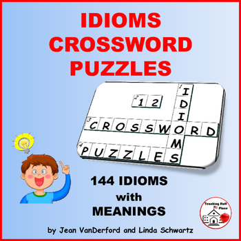 IDIOMS | Early Finishers | CROSSWORD PUZZLES | FUN Review