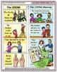 IDIOMS MEGA PACK! 52 DIFFERENT FLASH CARDS! DOUBLE-ILLUSTR