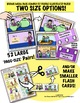 IDIOMS MEGA PACK COMBO! 52 PAGE-SIZE & 52 FLASH CARDS DOUBLE ILLUSTRATED PAIRS!