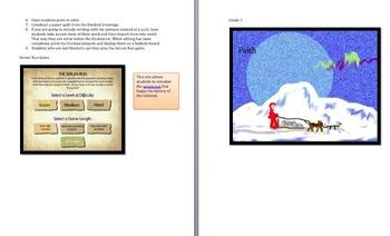 IDITAROD: Using Technology to Draw, Write, & Publish: Grades 2-4
