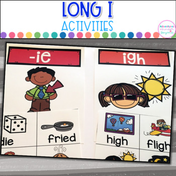 IE, IGH Activities and Printables