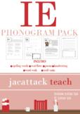 IE Phonogram Pack (Spalding Based)