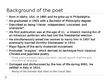 IEB Poetry: These Fought in Any Case PowerPoint Presentation