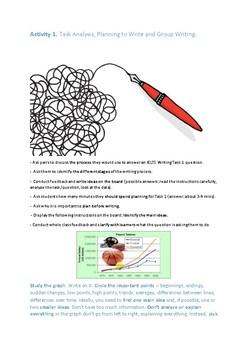 IELTS Academic Lesson Plan: Writing 1.