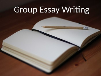 IELTS Group Writing