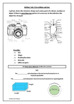 Ielts writing module task 1 describing a labelled picturediagram ccuart Image collections