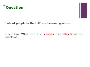 IELTS Writing Task 1: How to answer a Cause and Effect question