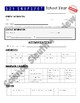 IEP & 504 Snapshot Forms
