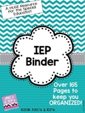 IEP Binder - Chevron