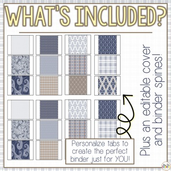 The Ultimate Special Education Binder - For the Boys {editable} IEP Binder