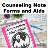 IEP Counseling Note Forms and Aids   Individual Counseling