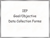 IEP Data Collection: Mulitple students per page; Direction
