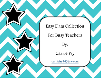 IEP Data Tracking Made Easy
