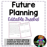 IEP Future Planning Collaborative Document for Parents and
