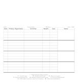 IEP Goal Form