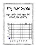 IEP Goal - Student Data
