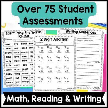 IEP Goal Tracking Bundle