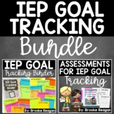 IEP Goal Tracking Bundle