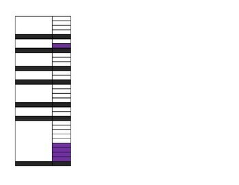IEP Goal Tracking Sheet