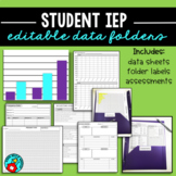 IEP GOAL AND DATA FORMS WITH ASSESSMENTS