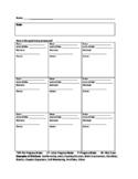 IEP Goals- Progress Monitoring Sheet