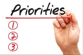 IEP Goals: SMARTER Prioritization Worksheet