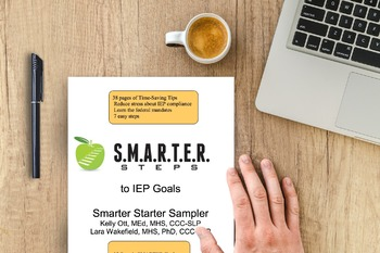 IEP Goals: Smarter Sampler