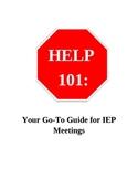 IEP Handbook for Parents and Teachers