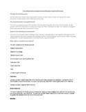 IEP Help: Prior Written Notice Sample for Annual IEP-General Education