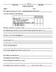 IEP Input Sheet BUNDLE