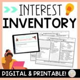 IEP Interest Inventory for Middle School