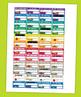 """IEP Meeting Stickers Printable Planner 8.5x11"""" JPG File - multiple colors"""