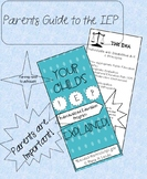 IEP Parents Guide Brochure