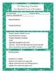 IEP Planning Checklist