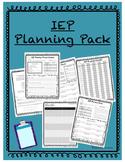 IEP Planning Pack