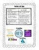 IEP Progress Notes Sheets