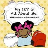 IEP Q&A Student Booklet for Special Education Students
