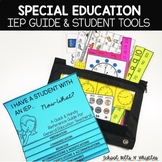 IEP RESOURCE GUIDE AND STUDENT TOOLKIT