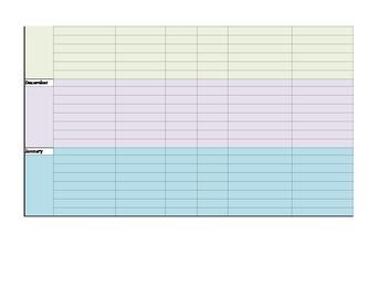 IEP Schedule - Excel