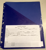 Special Education -IEP Tracking Label - Annual Meeting
